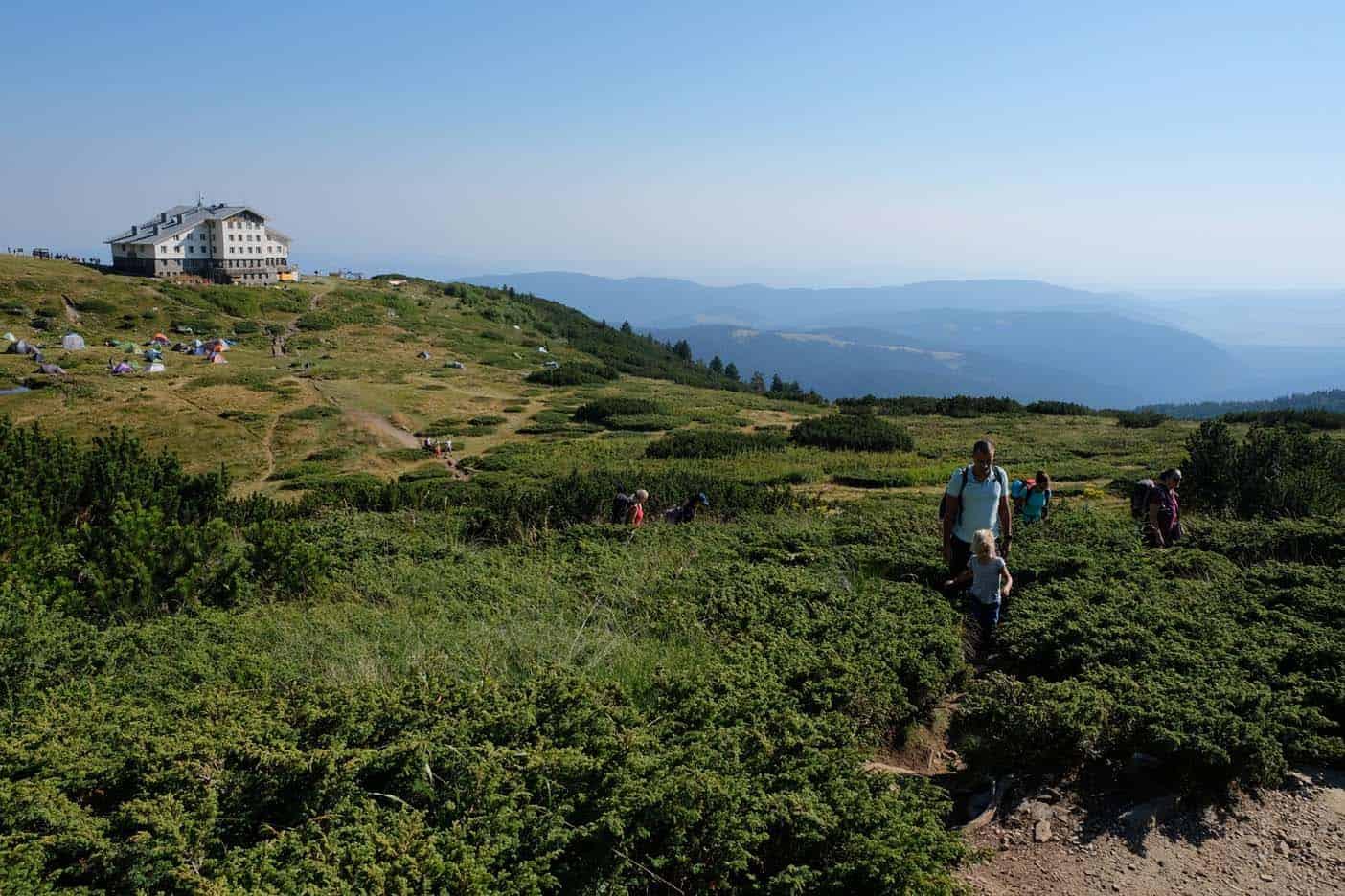 7 Rila Lakes wandeling Bulgarije
