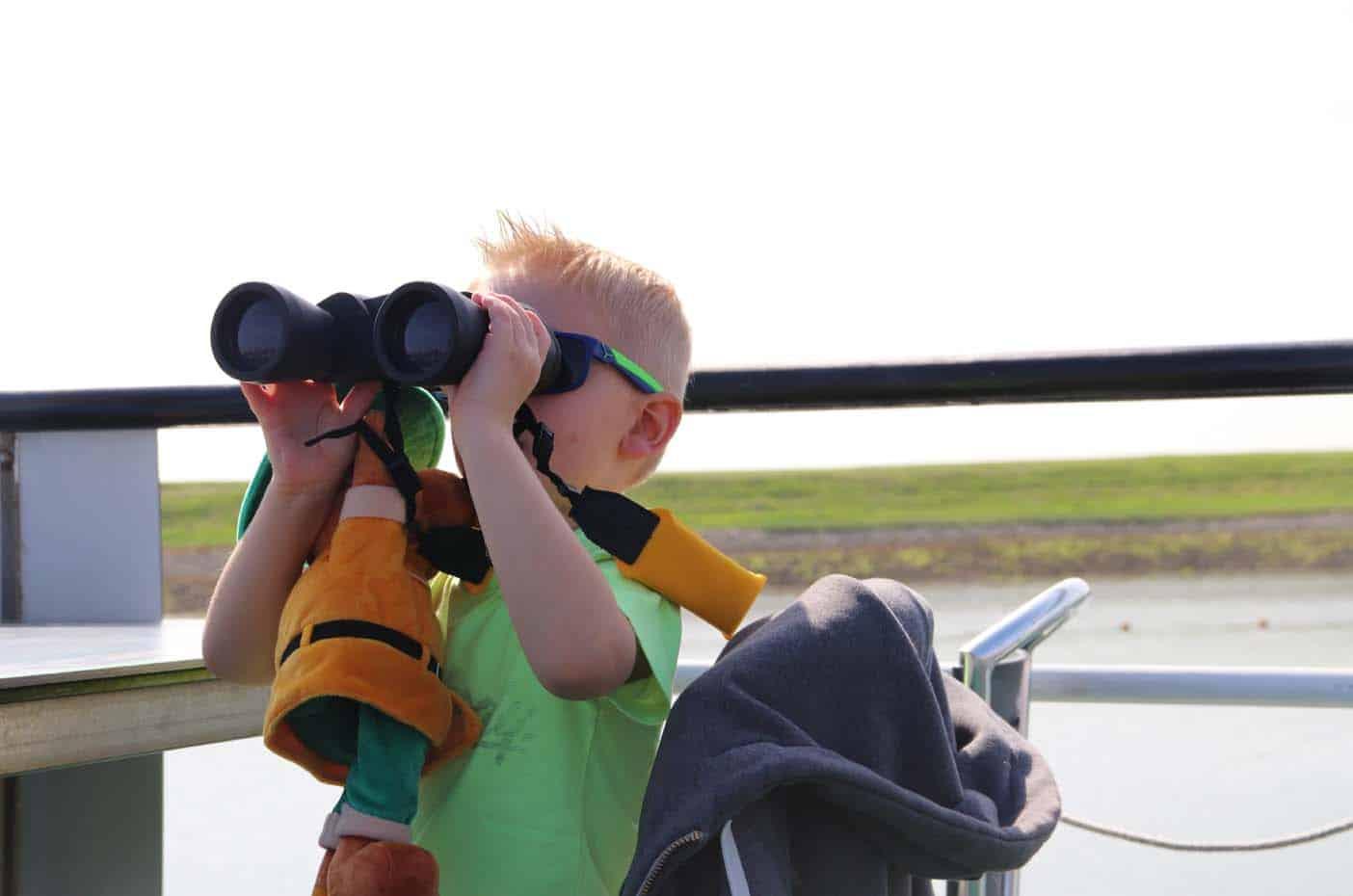 Schouwen-Duivenland met kinderen