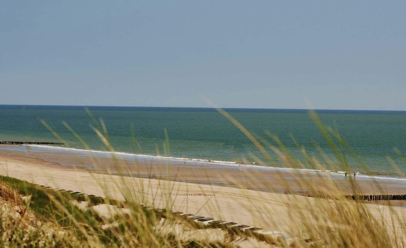 Schouwen-Duivenland met kinderen stranden