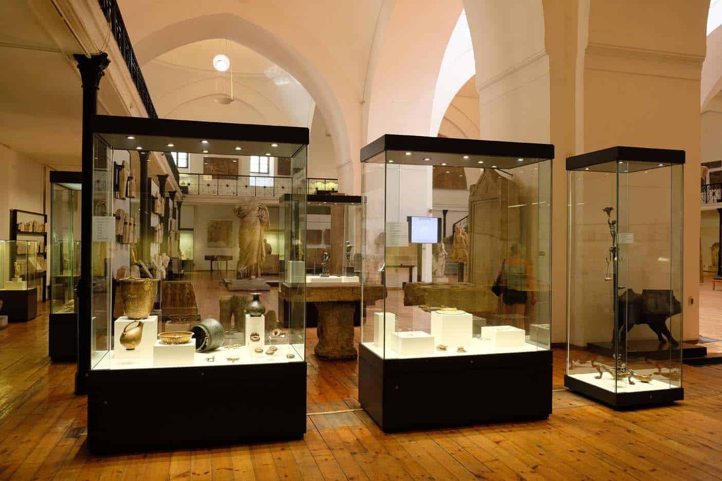 Archeologie museum Sofia