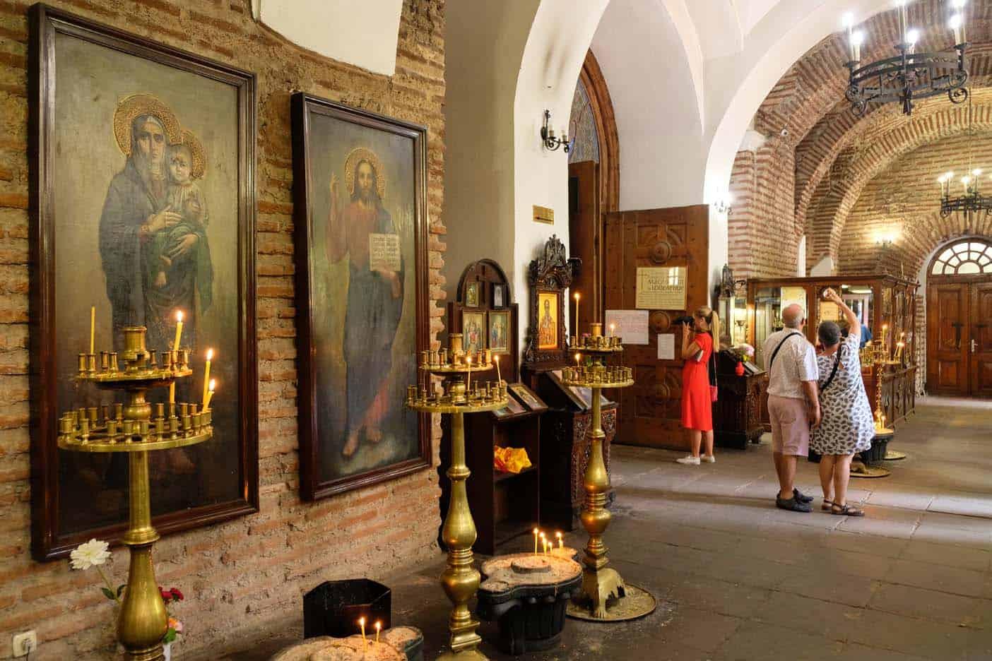Sveti sofia kerk
