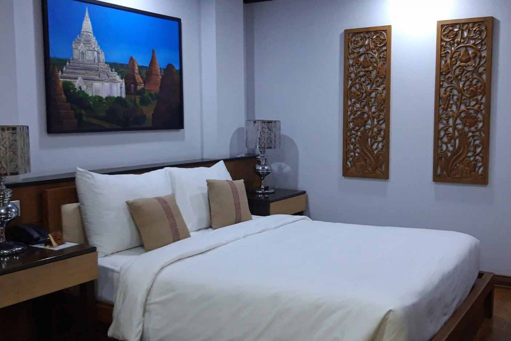 Myanmar hotel kindvriendelijk bagan