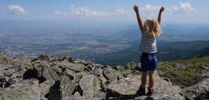 Mount vitosha bulgarije