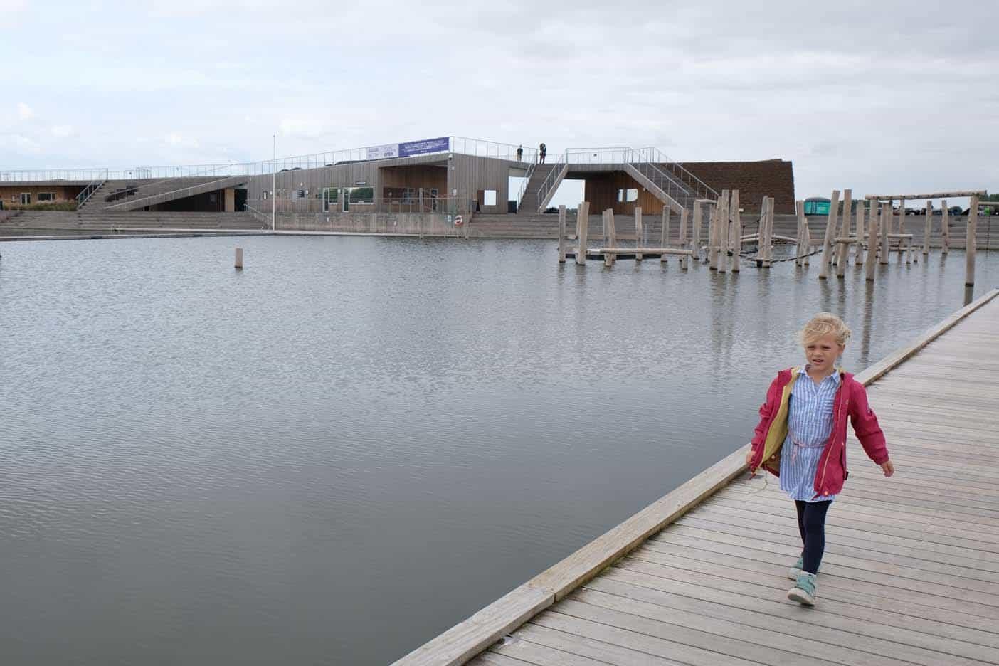 Stadsstrand Fjordparken