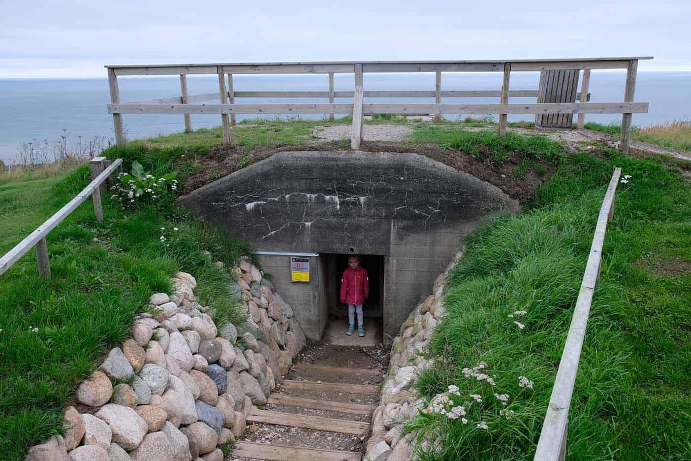 Bunkermuseum Bangsbo