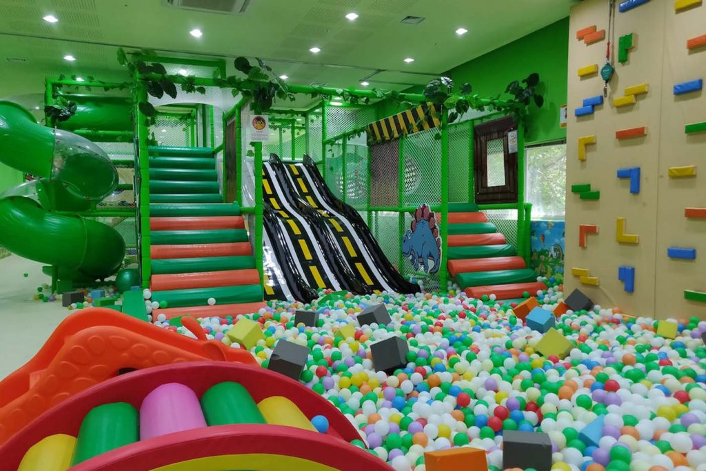 Kids Park in AEON Mall