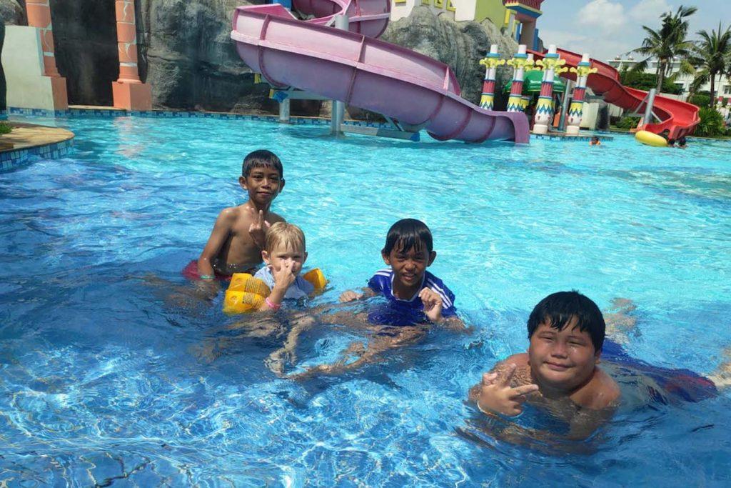 Waterpark Gran Phnom Penh