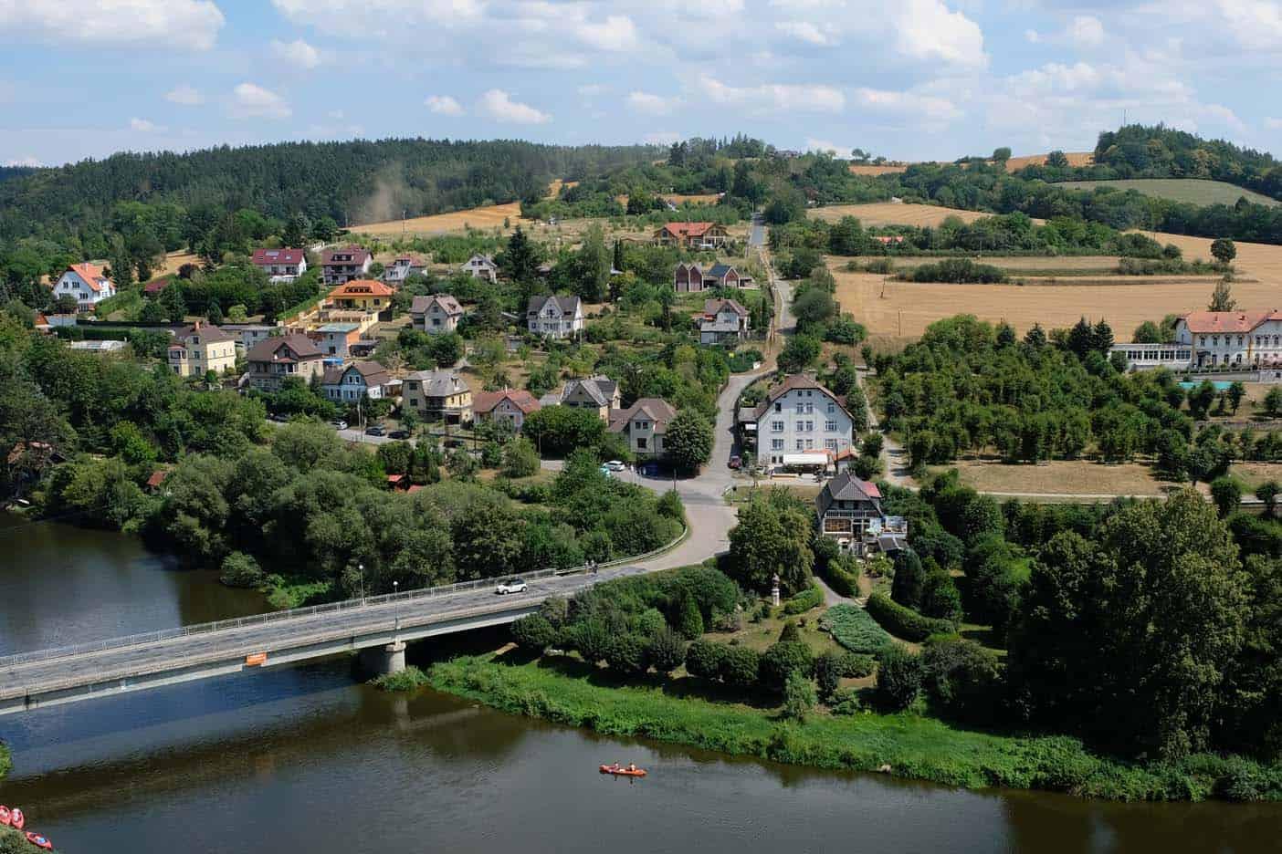 Český Šternberk Kasteel