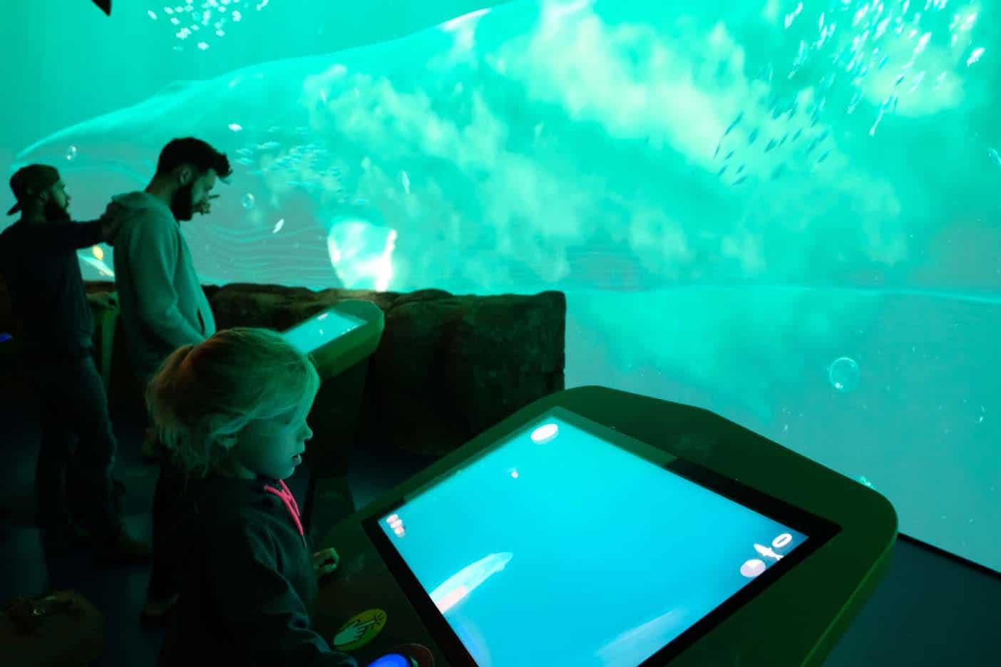 Noordzee Oceanarium Denemarken