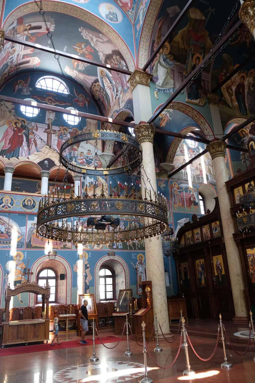 Orthodoxe Kathedraal nis bezienswaardighede