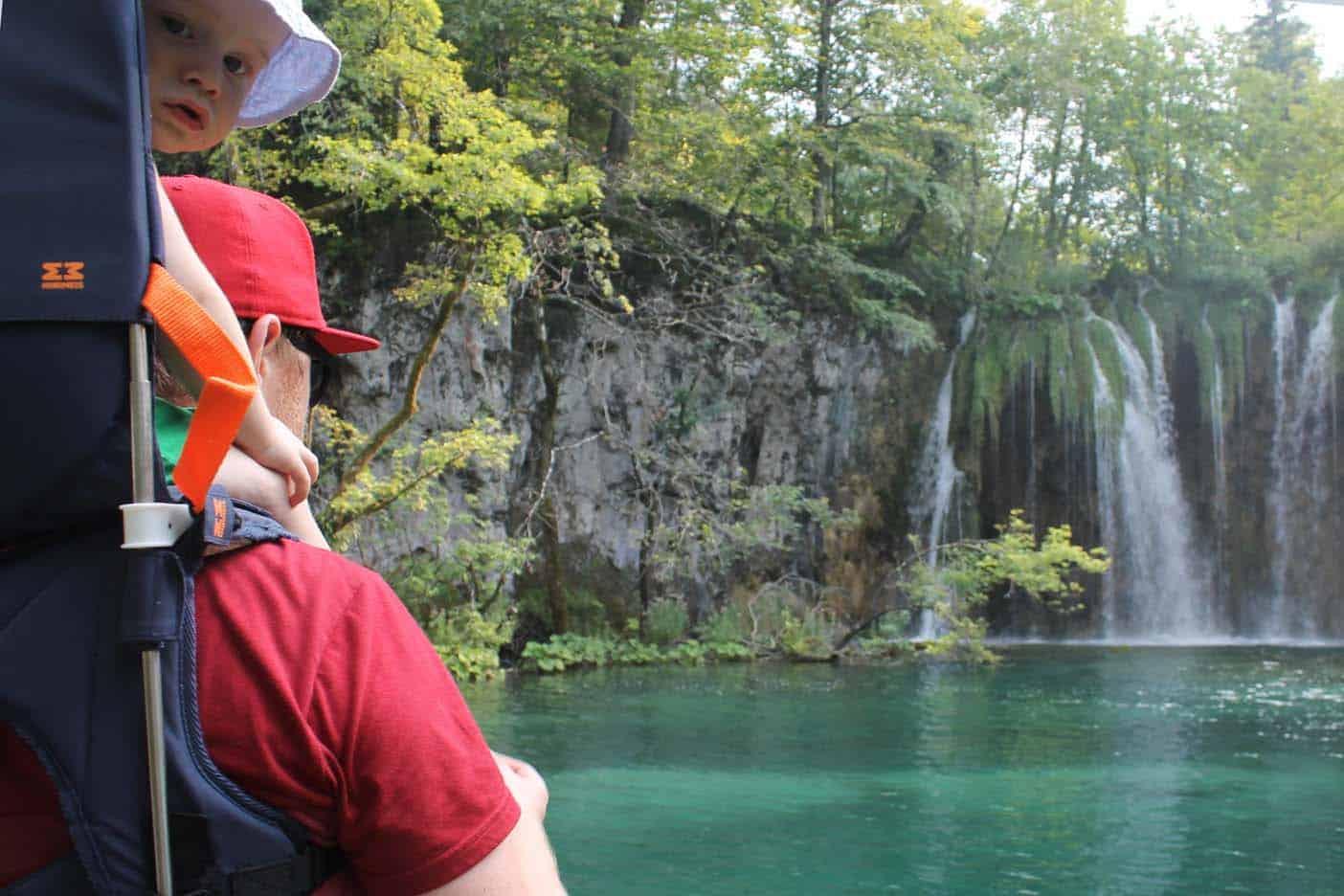 Plitvice meren met kinderen
