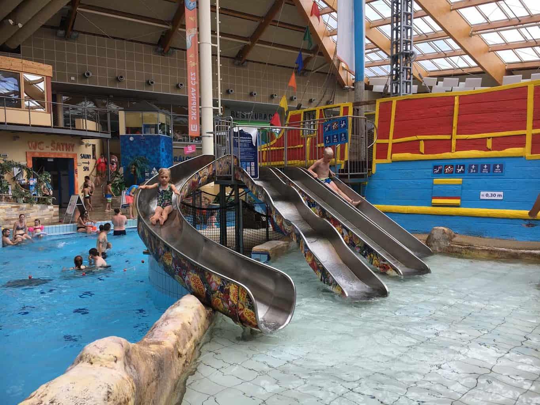 Waterpark praag