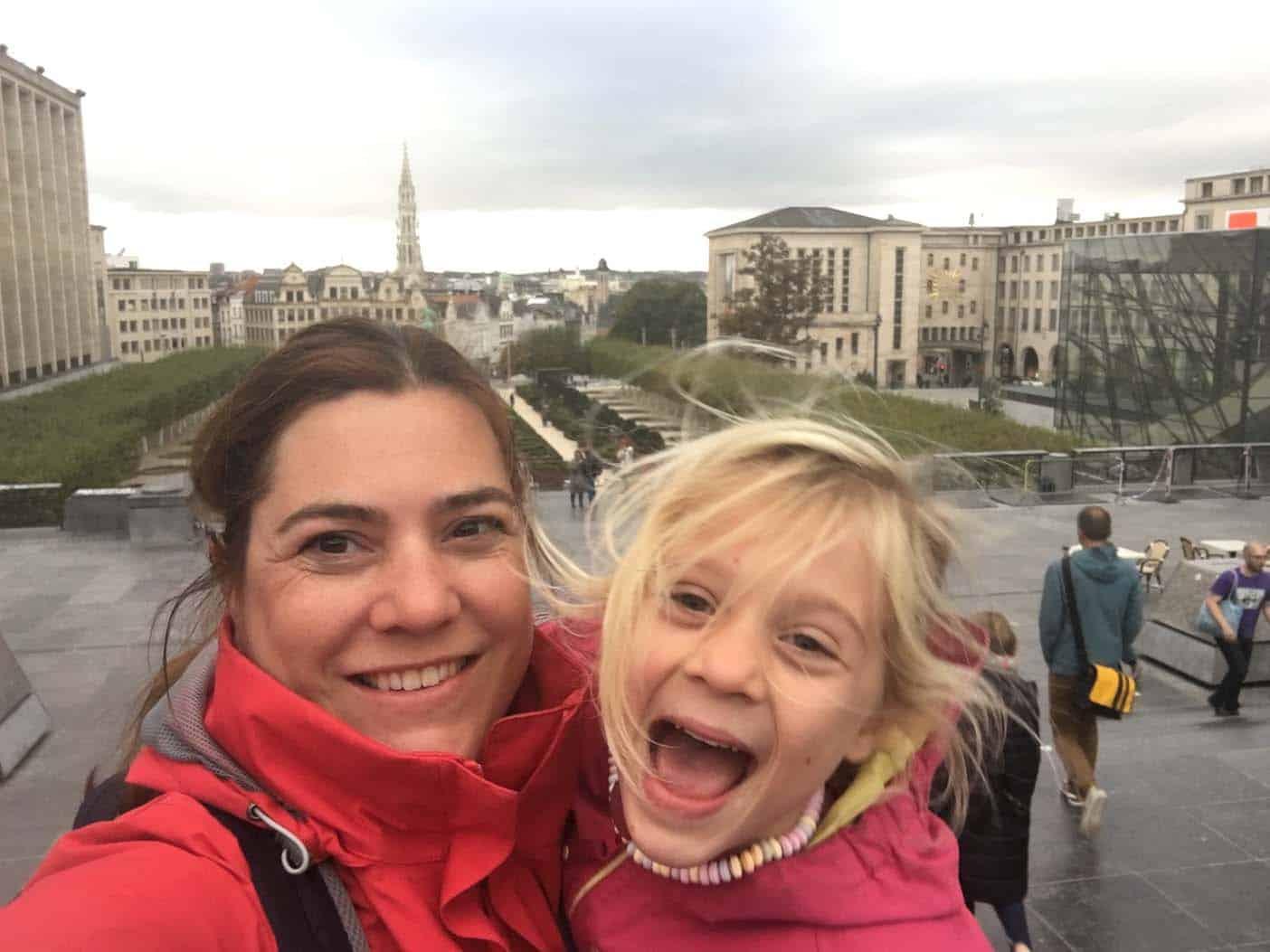 Brussel met kids