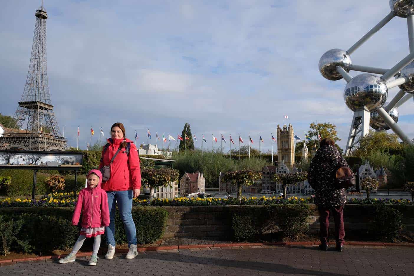 Brussel met kinderen mini europ