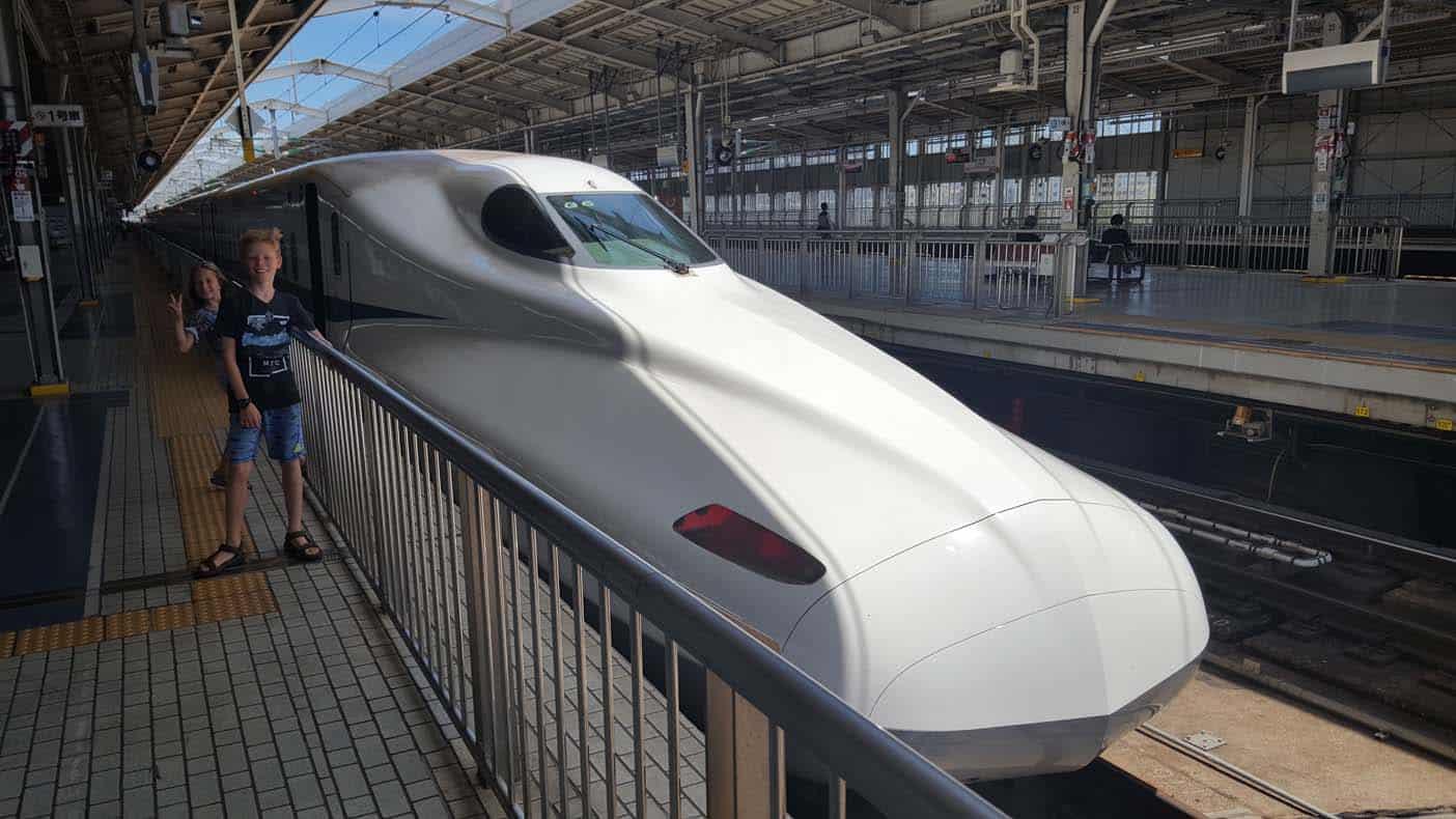 japan reizen met kinderen