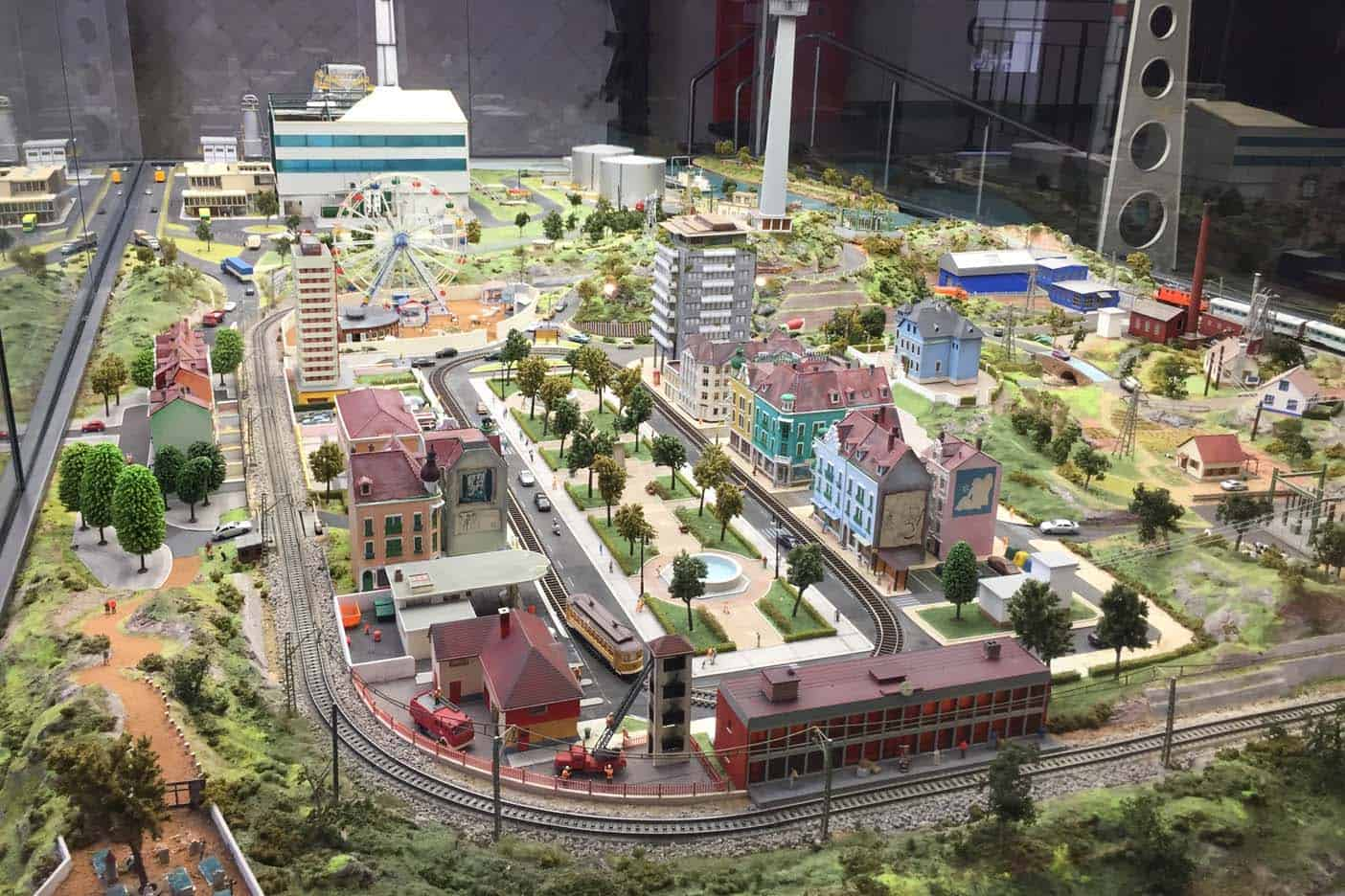 Electricity Museum in Lissabon