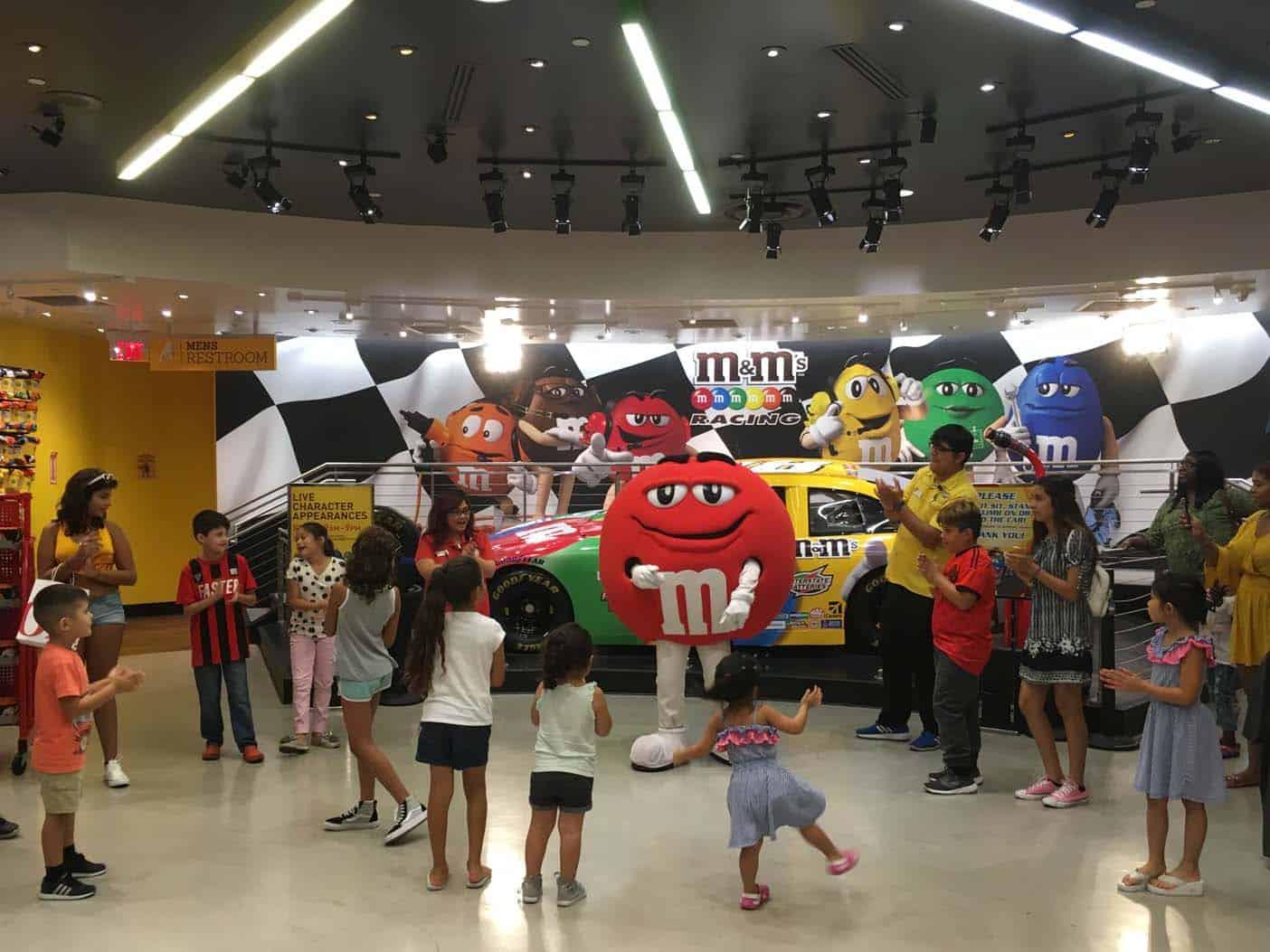 M&M winkel las vegas