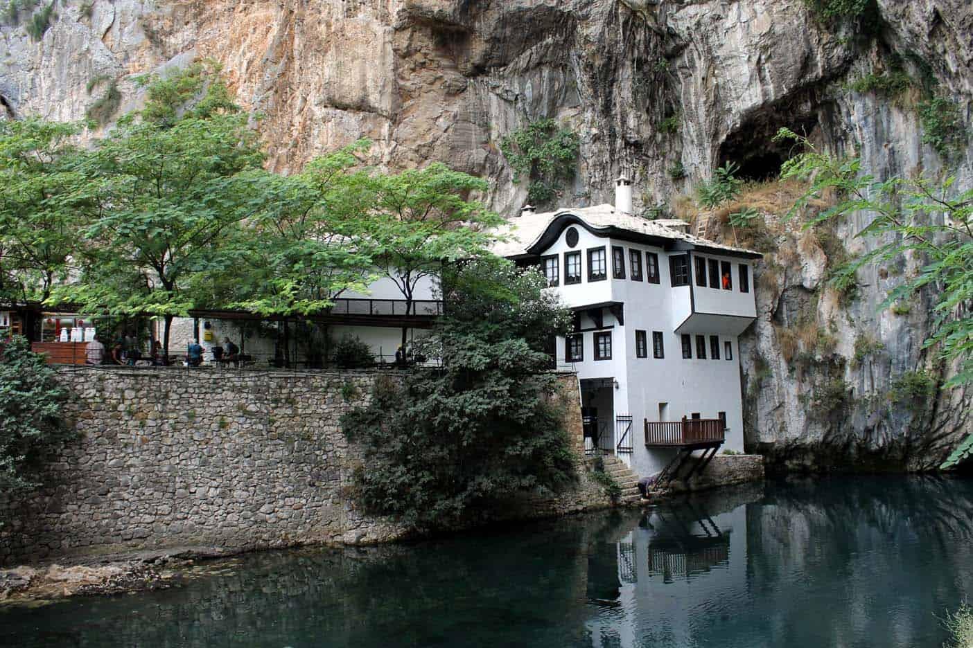 Blagaj Tekija, klooster