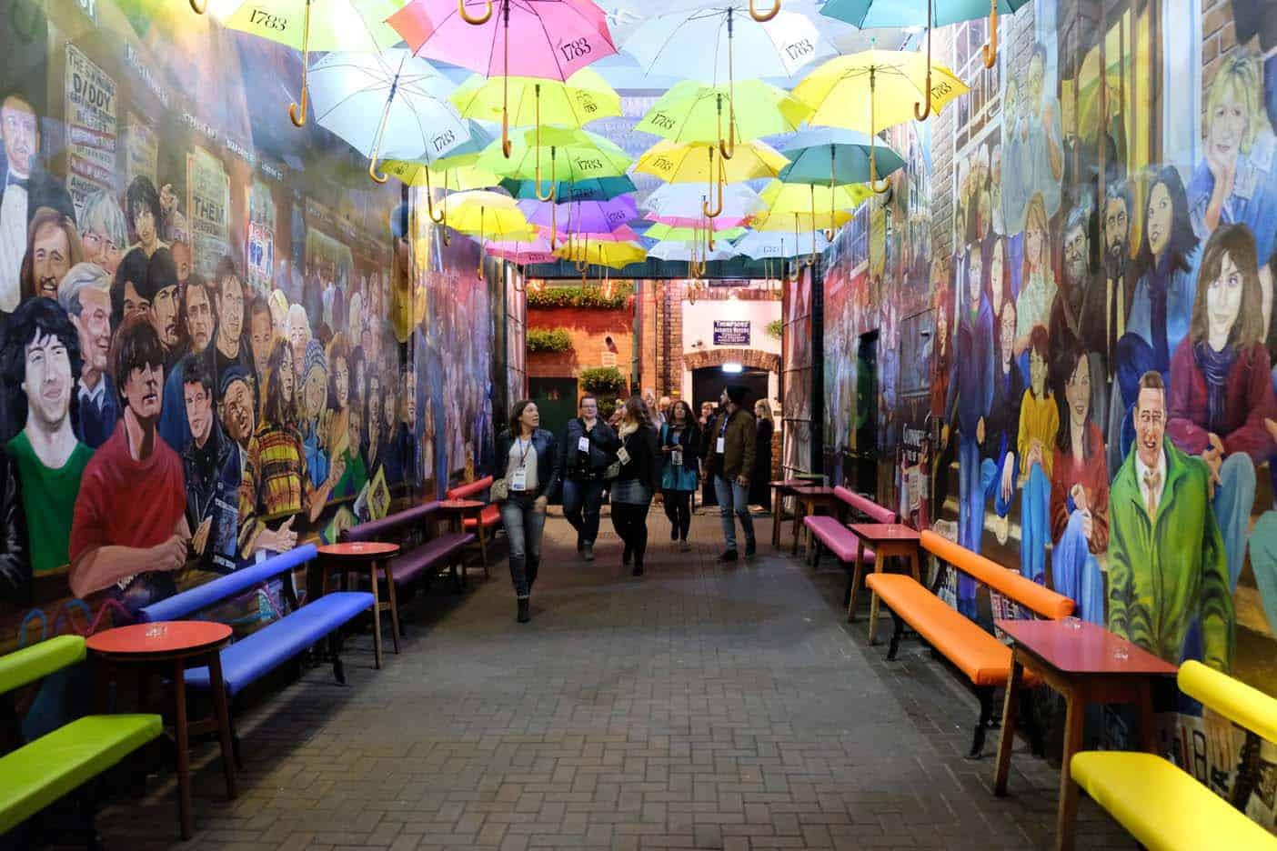 Belfast bezienswaardigheden streetart