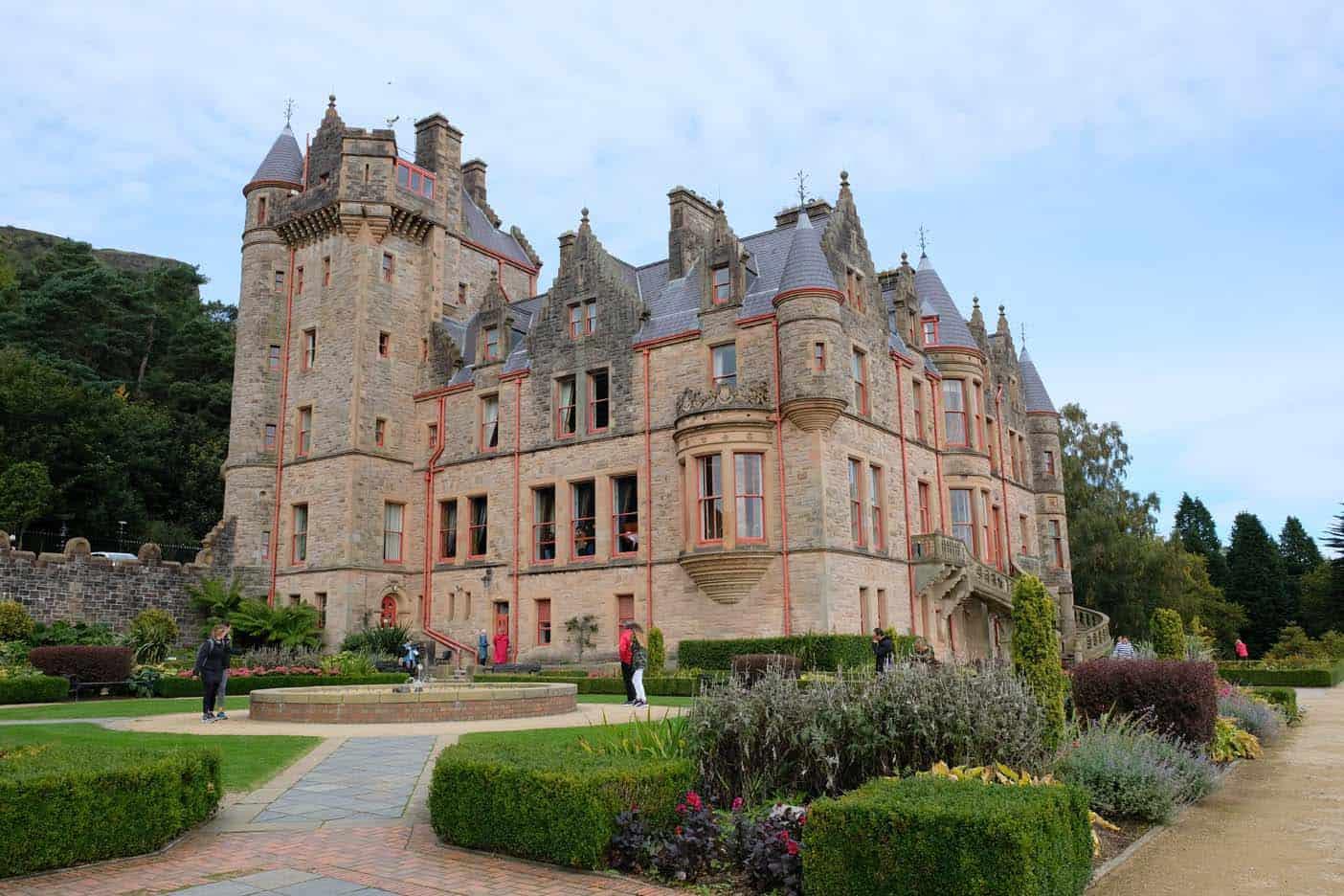 Belfast kasteel