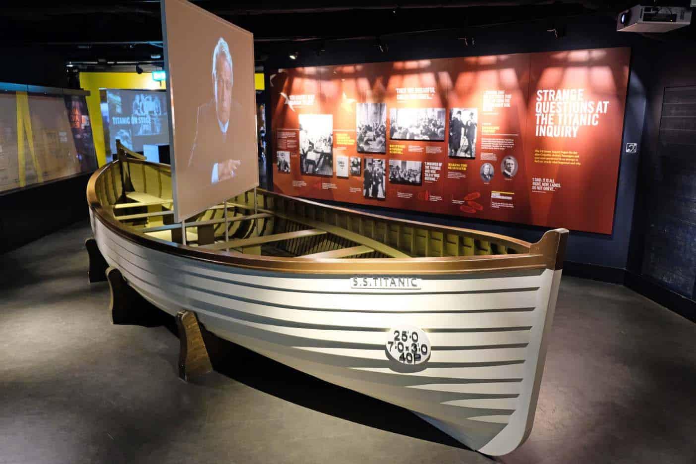Belfast titanic museum