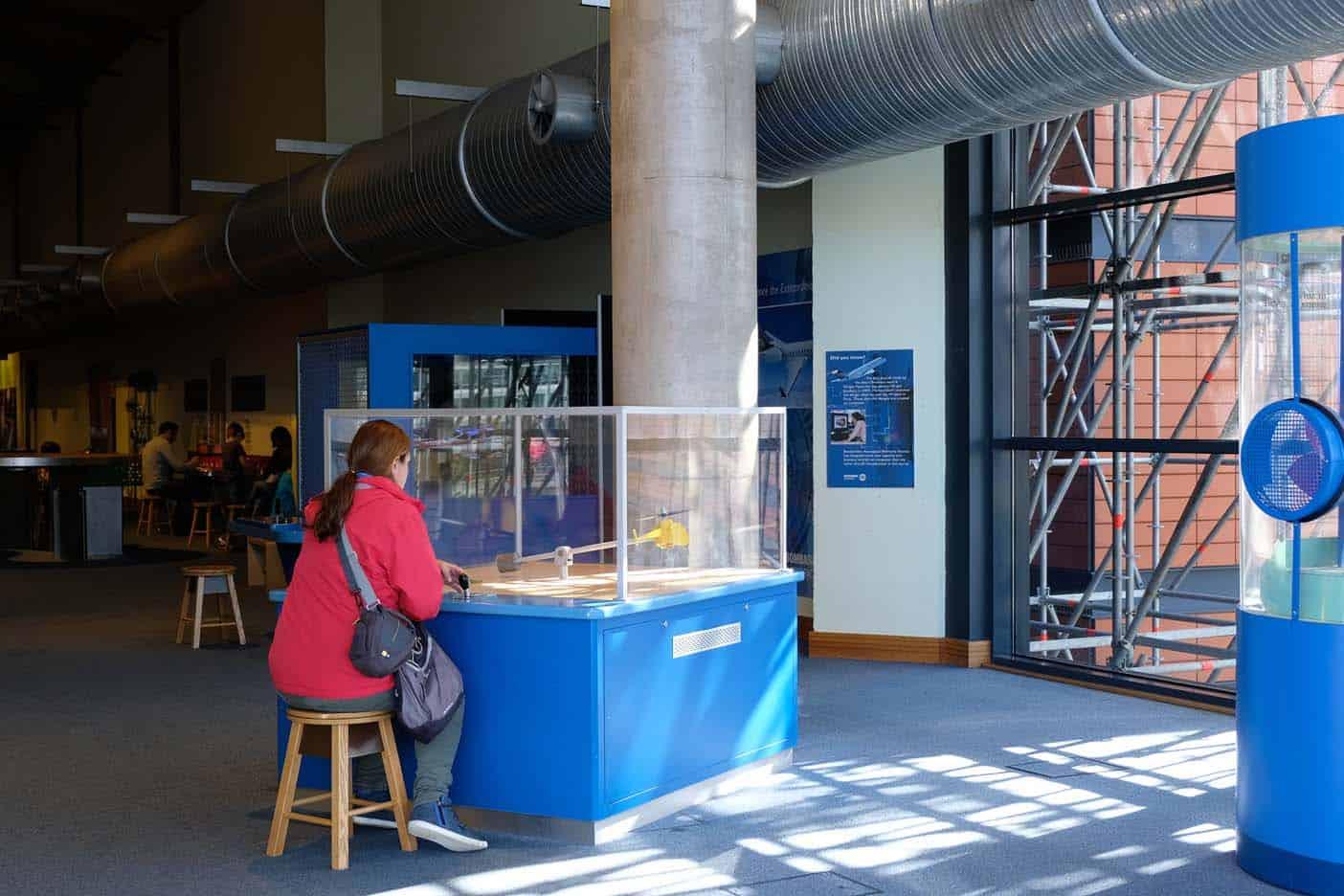 Belfast w5 science museum