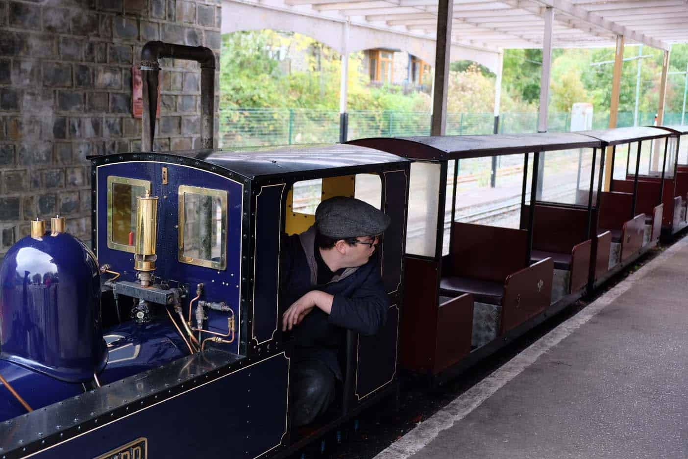 Betws-y-Coed treinmuseum