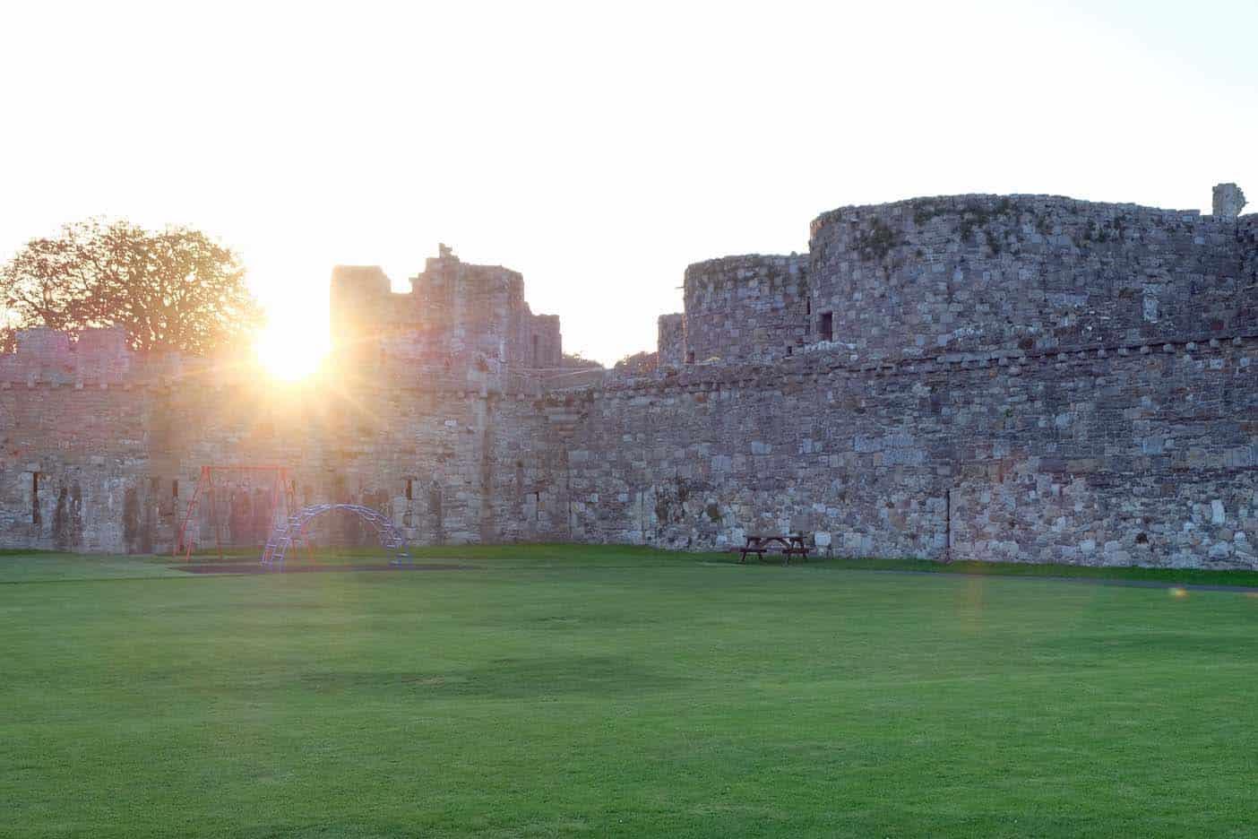 Wales beaumaris kasteel