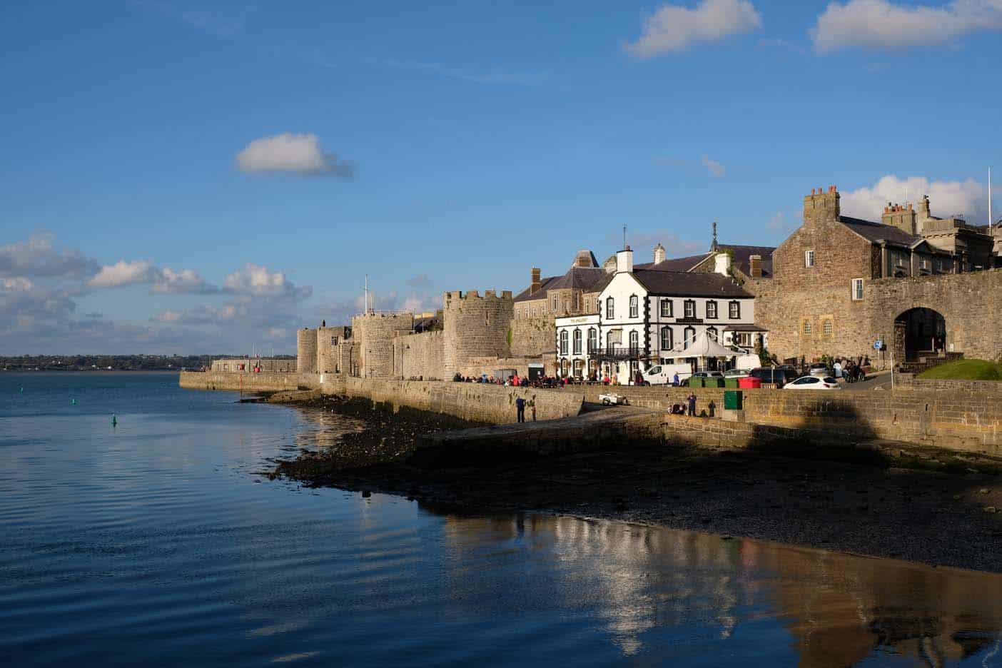 Wales kasteel werelderfgoed