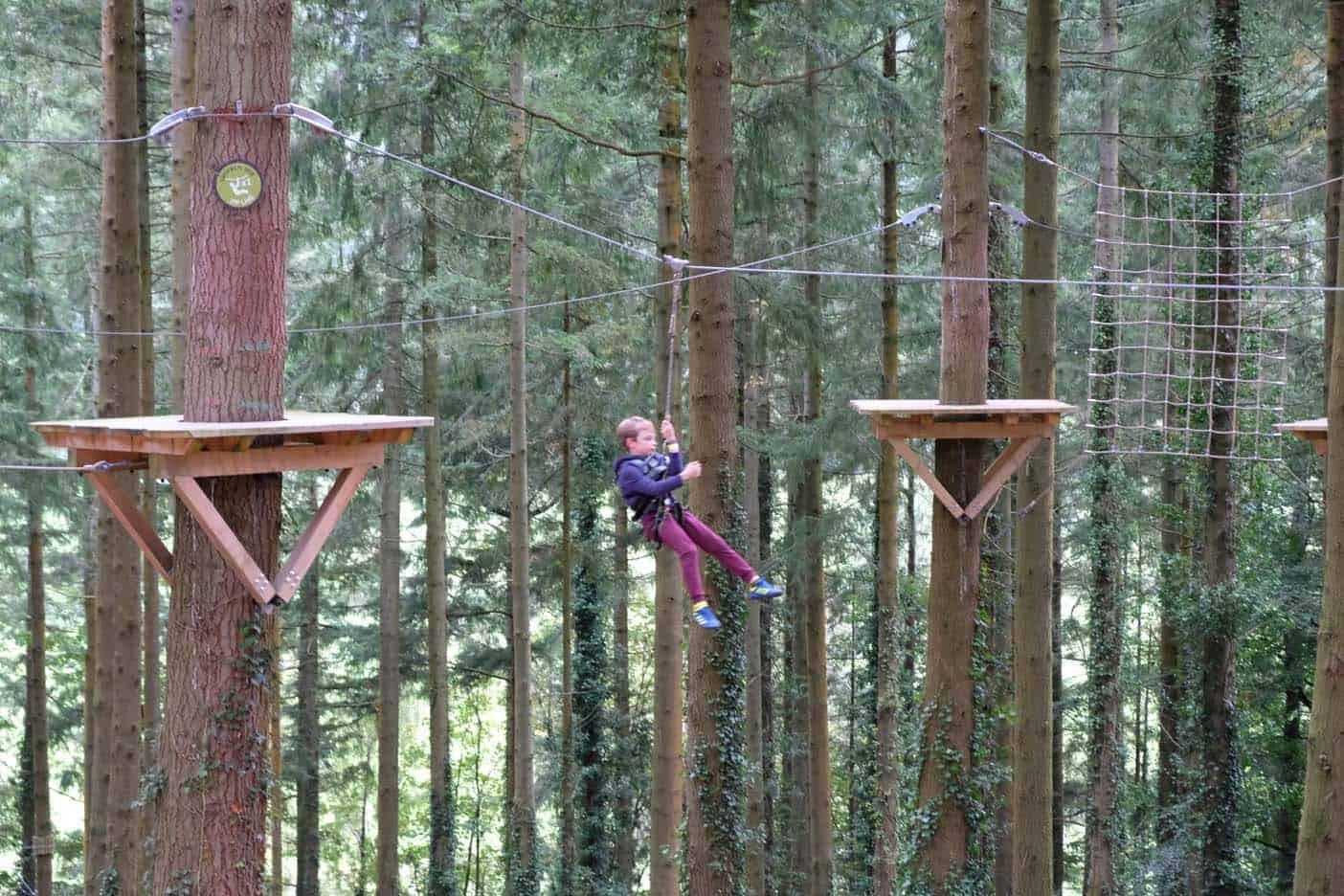 Wales klimpark