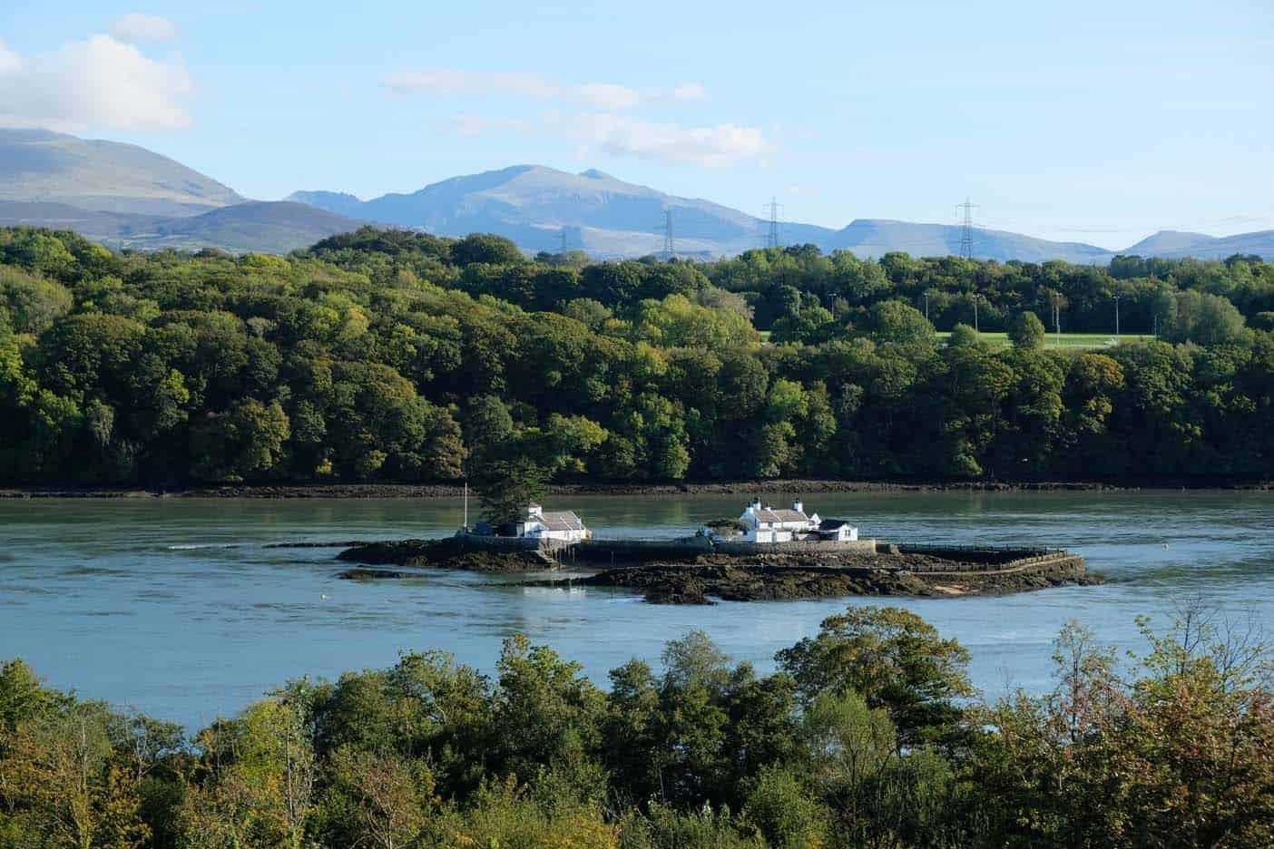Wales natuur