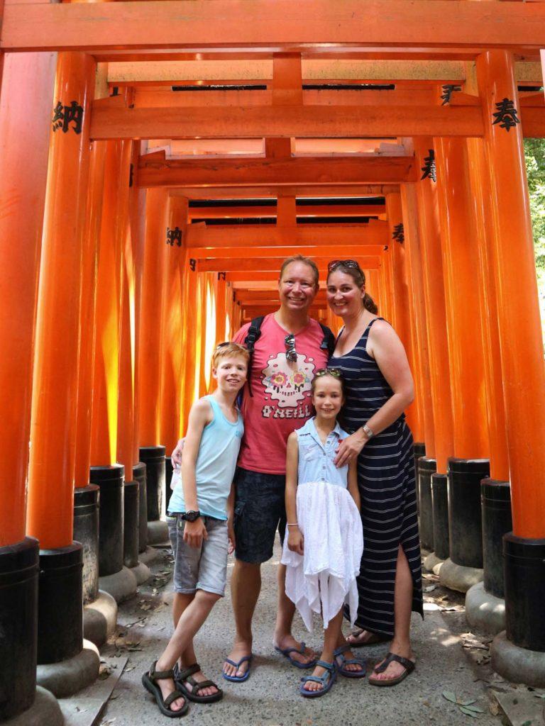 Kyoto met kinderen