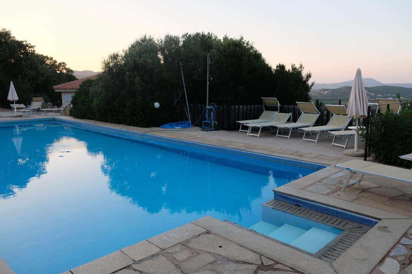 appartement Sardinie Lu Nibareddu residence