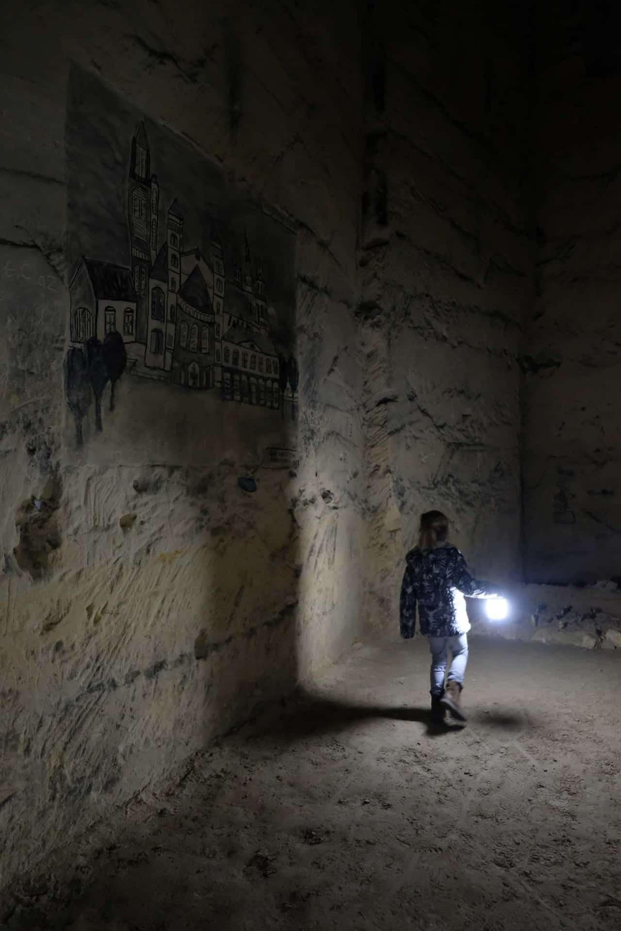 Rondleiding Grotten Zonnenberg