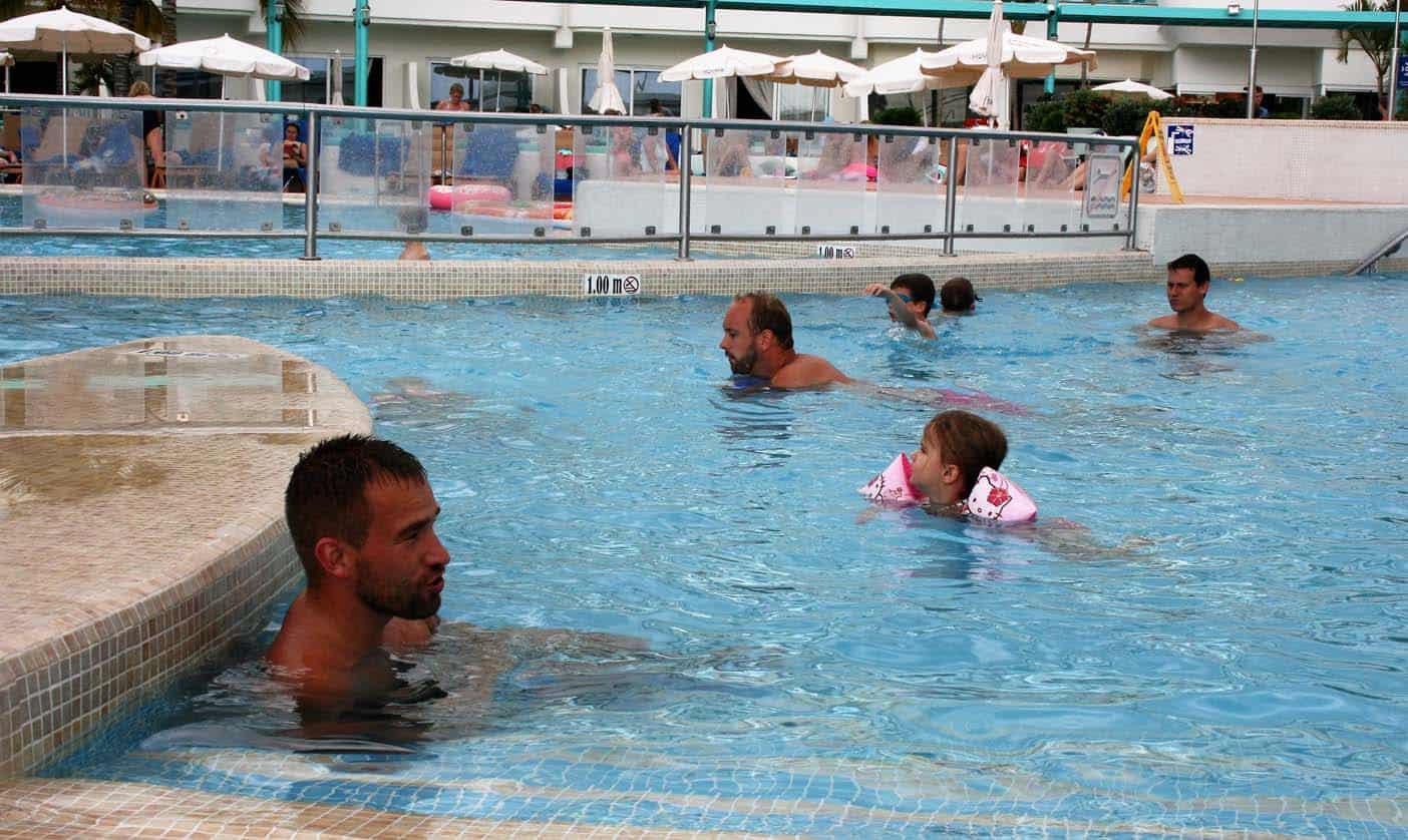 Tenerife met kids