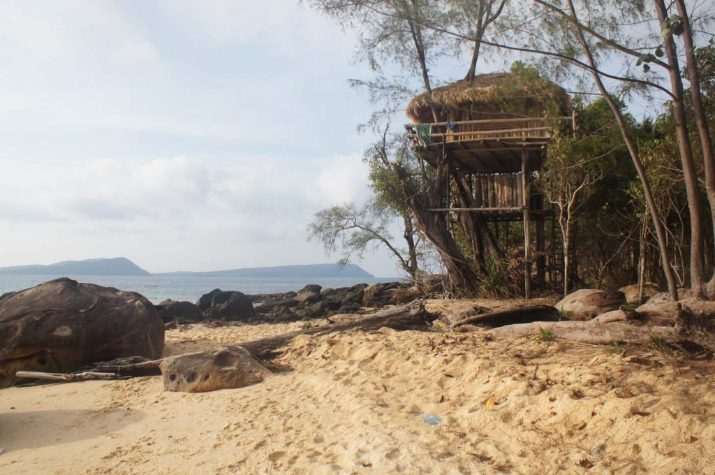 Cambodja koh Rong