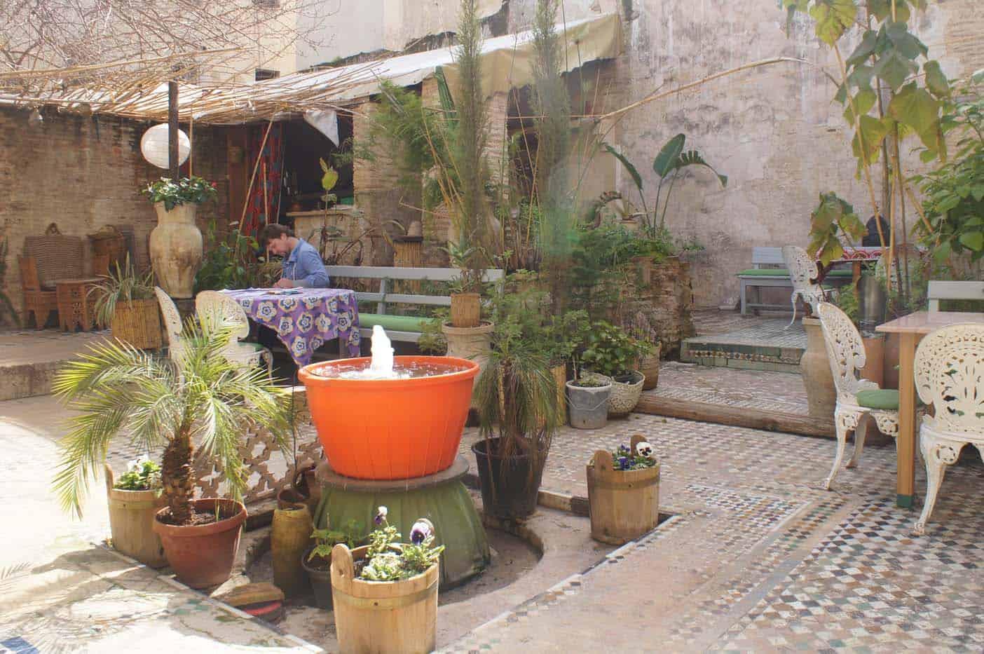 Ruined Garden Café