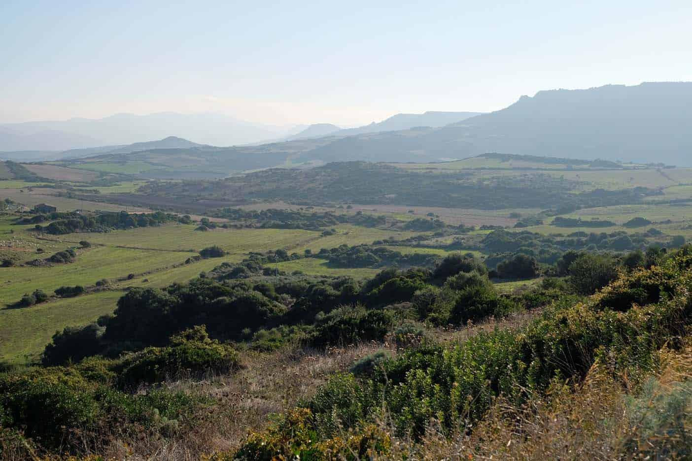 Sardinie roadtrip binnenland