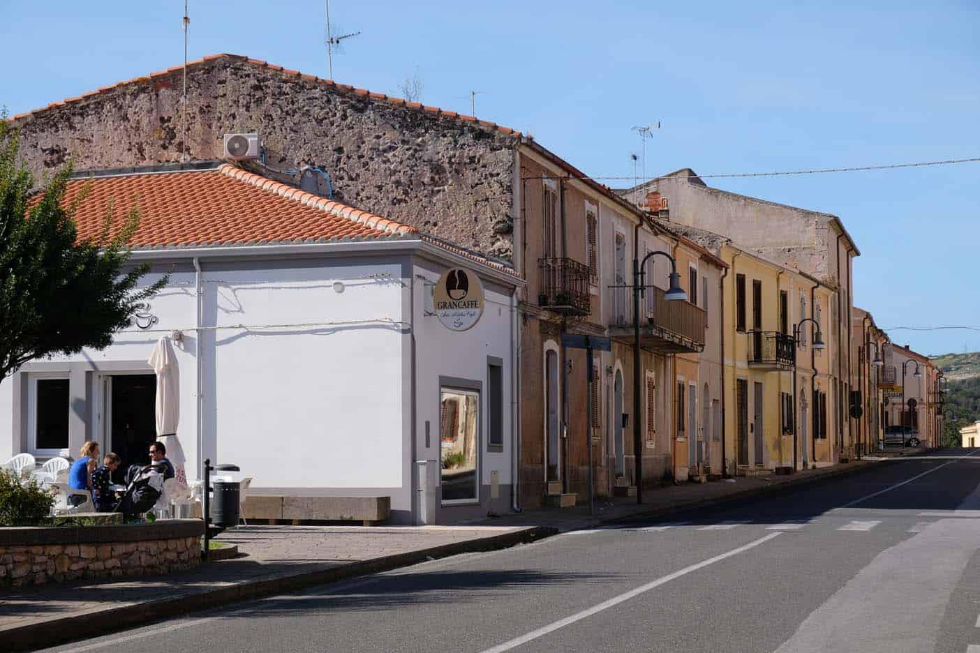 Sardinie roadtrip