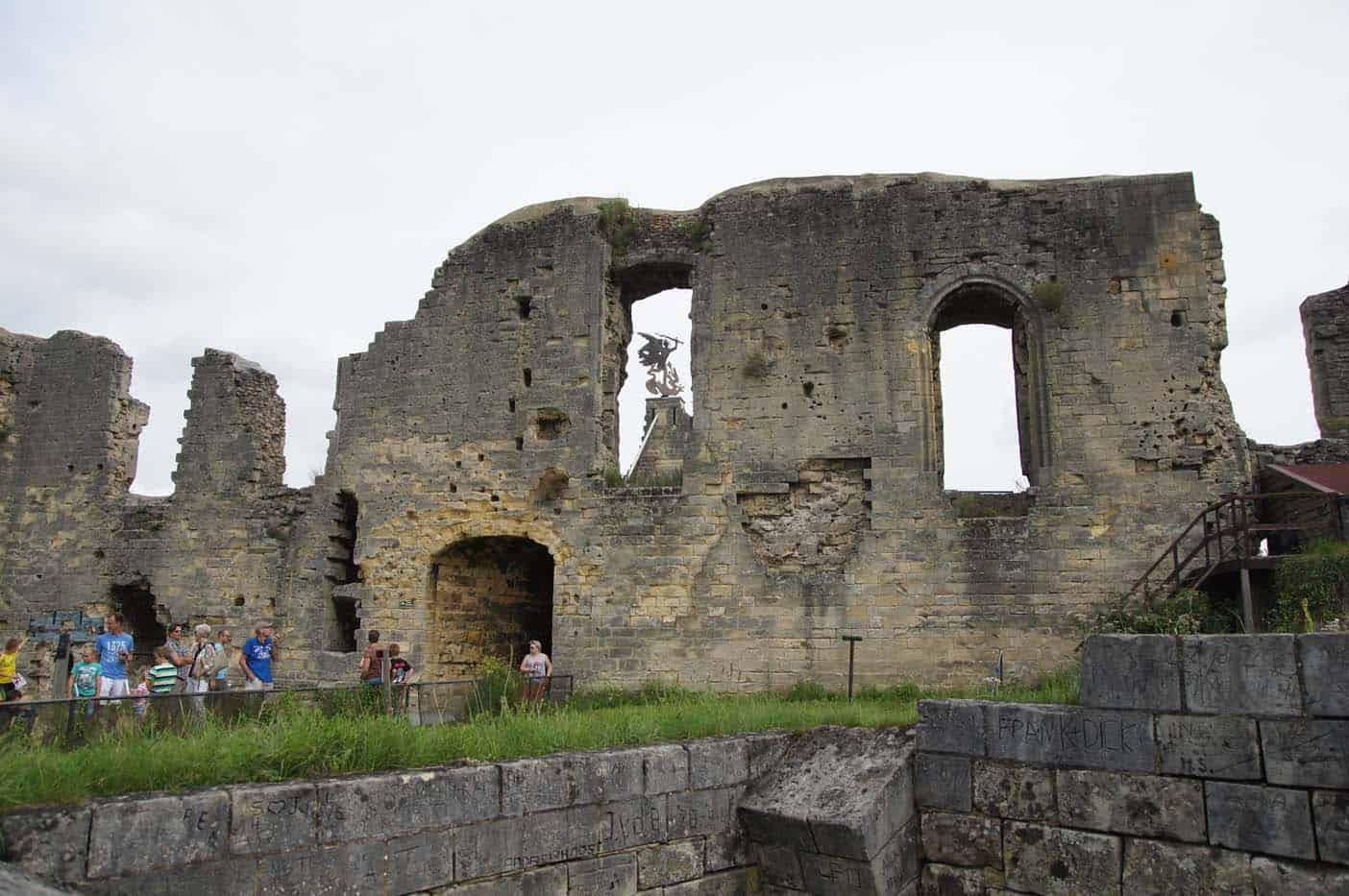 valkenburg kasteelruine