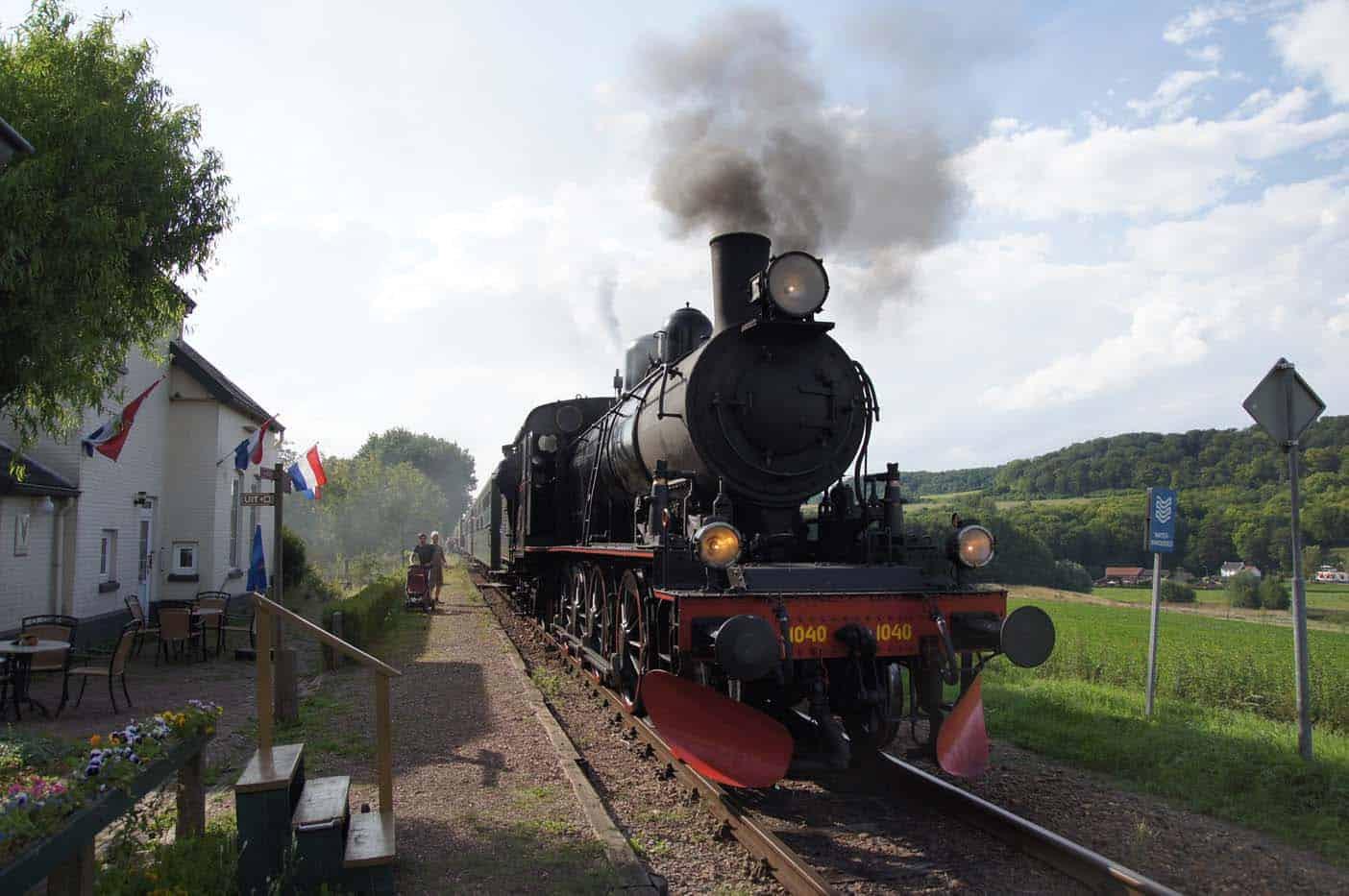 Valkenburg trein