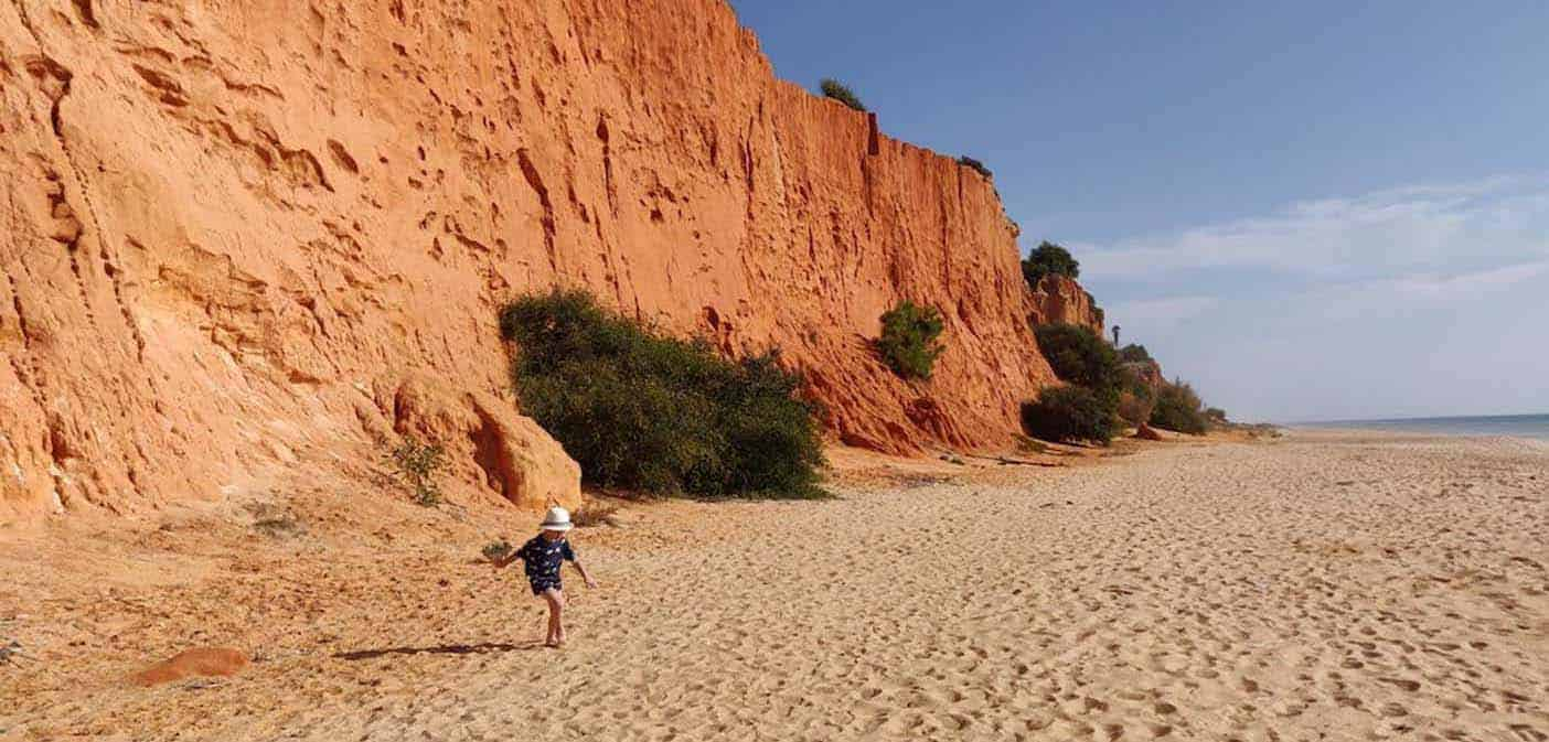 De Algarve met kinderen, de allerleukste tips van strand tot binnenland
