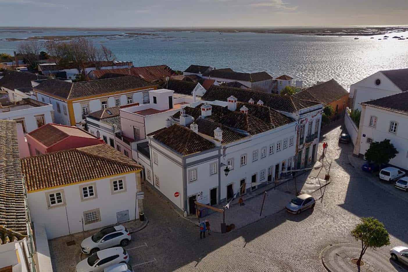 Algarve met kinderen Faro 2