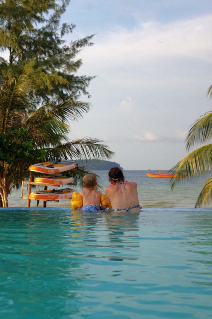 Kindvriendelijk hotel cambodja koh rong
