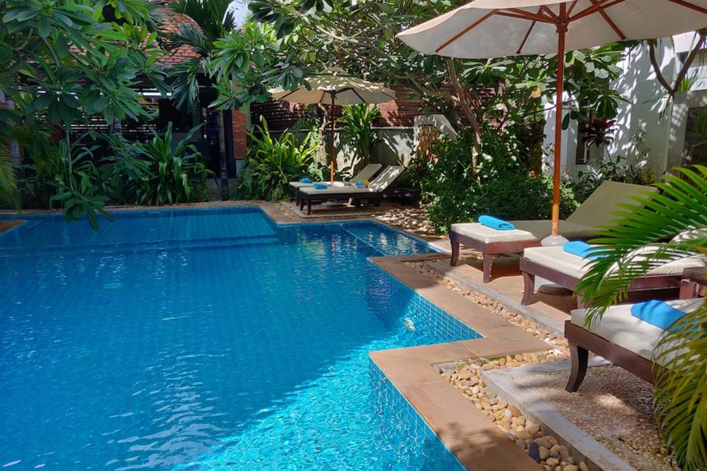 Kindvriendelijk hotel cambodja