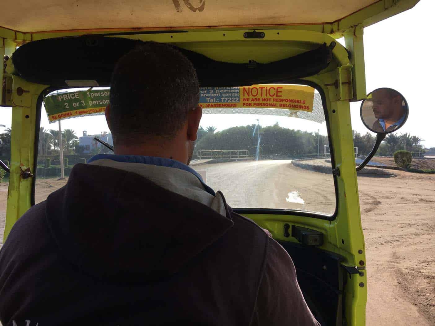 El gouna vervoer