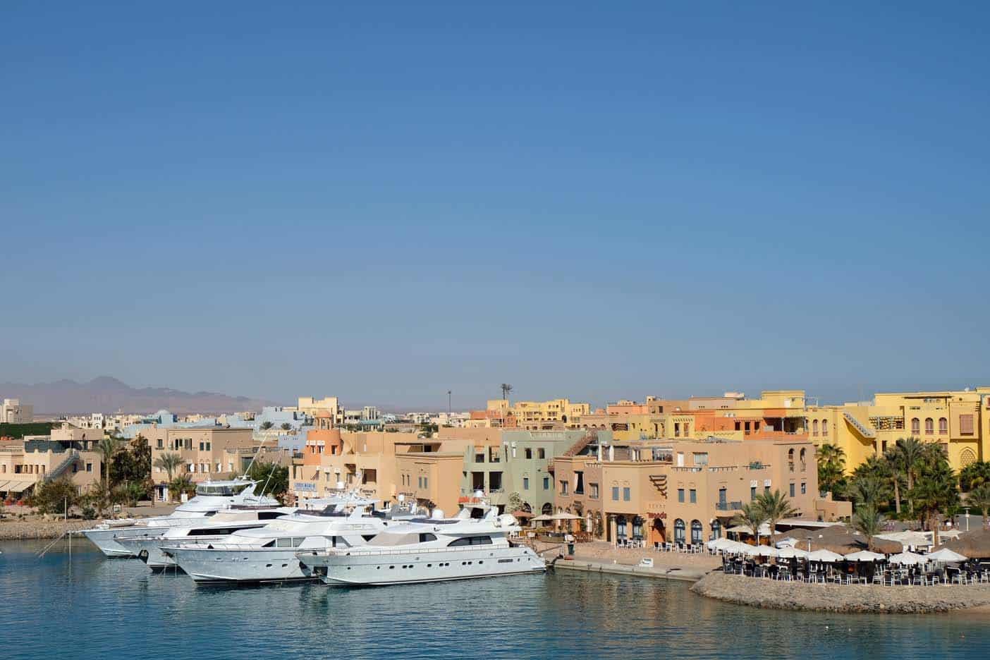 El gouna harbour