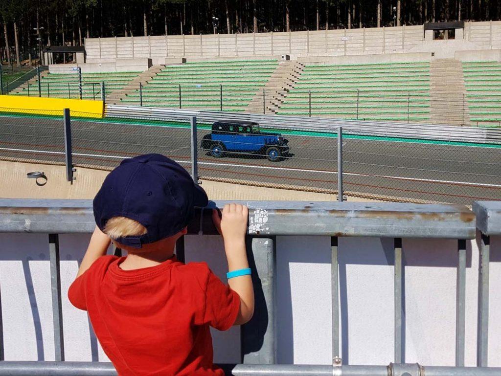 Circuit van Francorchamps