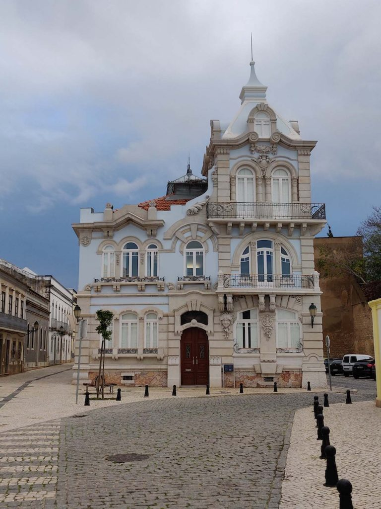 Faro met kinderen - Oude stad 1
