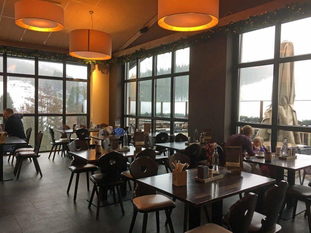 Landal winterberg restaurant